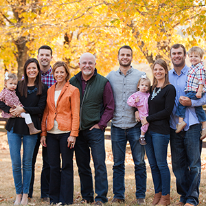 dave ramsey family - photo #6