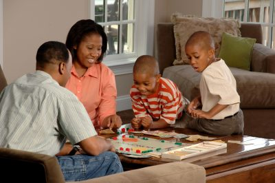 Picture Your Family Engaging Together —without their phones!
